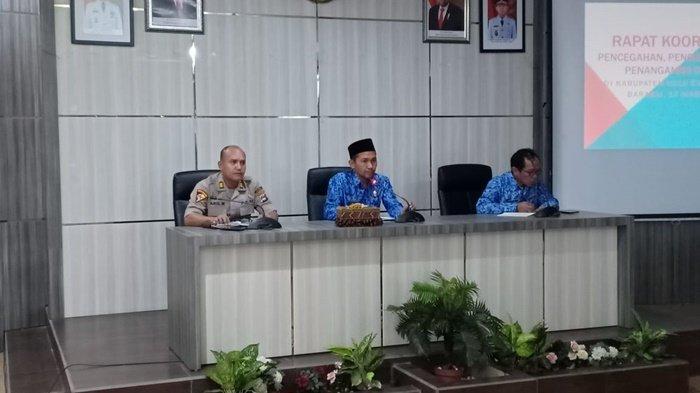Pemerintah Kabupaten Hulu Sungai Tengah Bentuk Gugus Tugas Pencegahan Covid-19