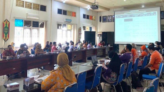 Pemkab Kapuas Gelar Asistensi Perubahan Rencana Strategis Tahun 2018-2023