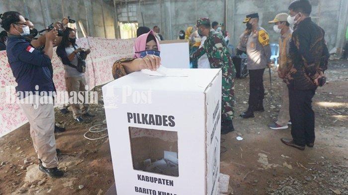 Jika Politik Uang Terbukti di Pilkades Jelapat 2 Kabupaten Batola, Begini Prosesnya