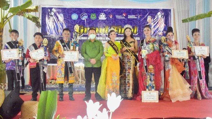 Pemilihan Jagau Linga dan Bawi Kameloh Pariwisata Kapuas 2021, Ini Pemenangnya