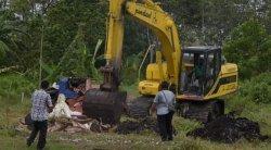 Pemko Palangkaraya Musnahkan Aset Barang Inventaris yang Rusak Tak Terpakai