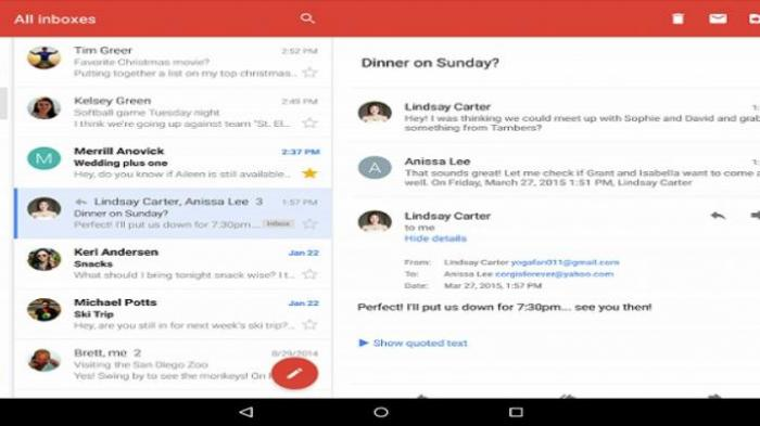 Bosan Menggunakan Akun Gmail, Begini Cara Menghapusnya