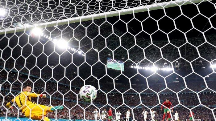 Hasil Euro Portugal vs Prancis Skor 1-1 & Jerman vs Hungaria 0-1, Jerman Juru Kunci di Babak Pertama