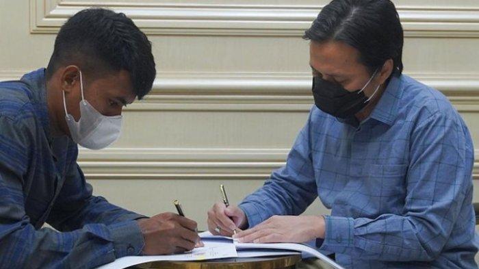 Barito Kembali Gaet 'Young Guns', Buyung Ismu Lessy Langsung Dikontrak Tiga Tahun