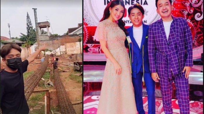 Penampakan Rumah Megah Betrand Peto Tak Kalah dari 'Istana' Ruben Onsu dan Sarwendah Kini