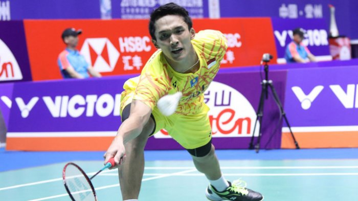 BERLANGSUNG Link TVRI! Live Streaming Final French Open 2019 di BWF, Jonatan, Praveen, Marcus/Kevin!