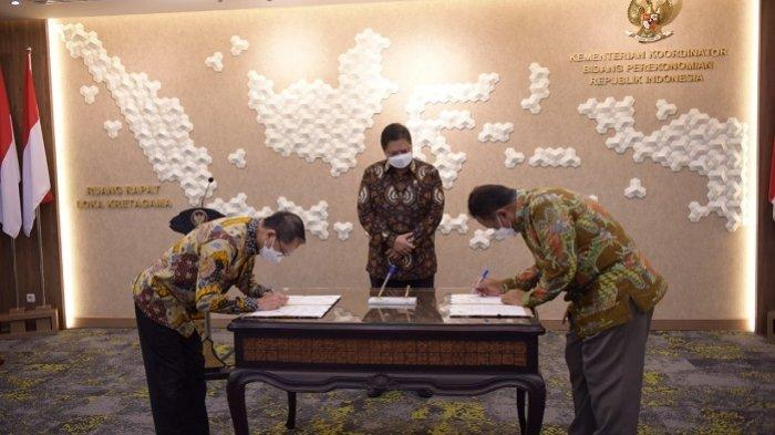 Dukung Persiapan Presidensi G20 Indonesia 2022, Pemerintah Buat Perjanjian Kerjasama UI dan UPH