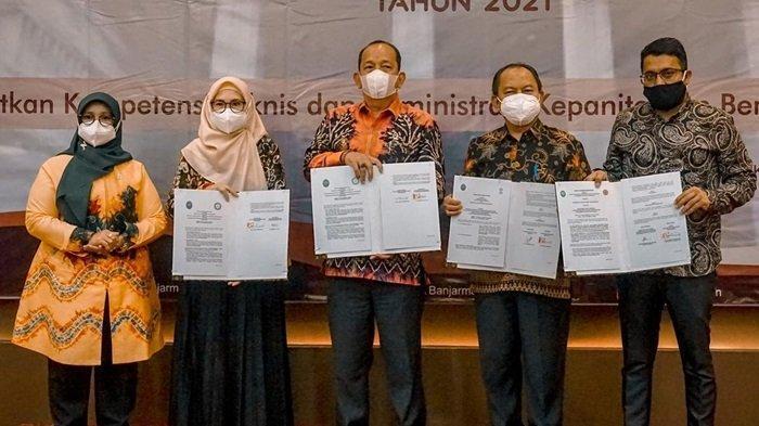 Maksimalkan Kegiatan Mahasiswa, Fakultas Hukum Uniska Gandeng PTA Banjarmasin