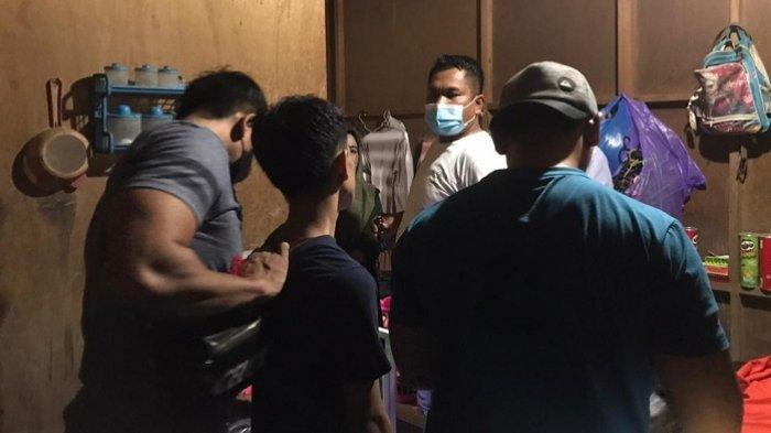 Narkoba kalsel : Satresnarkoba Polres HST Amankan Dua Pengedar Sabu, Satu Kakek 60 Tahun
