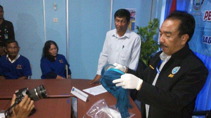 Penangkapan Warga Banua Bawa Sabu di Bandara Kualanamu, Ini Kata Kepala BNNP Kalsel