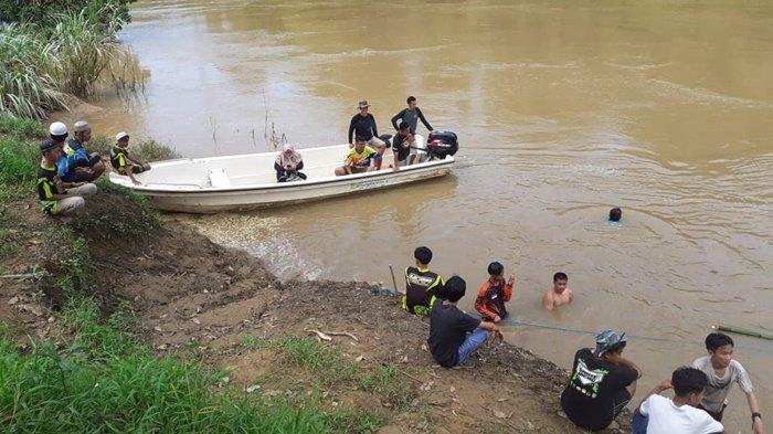 Dilaporkan Hilang, Bocah Perempuan Diduga Tenggelam di Sungai Tabalong Kalsel