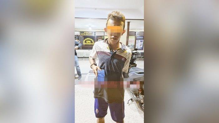 Pencurian di Kalsel, Pelaku Embat HP Teman di Lapangan Bola Landasan Ulin dan Jual ke Kerabat