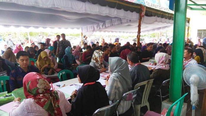 Pemko Banjarbaru Perpanjang Pendaftaran CPNS hingga Senin, Pengumuman Tidak Diundur
