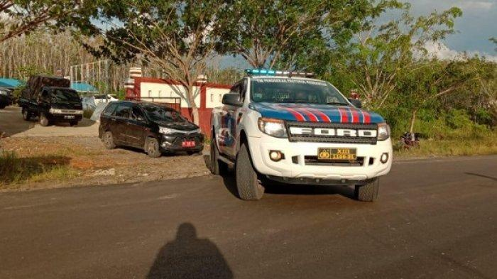 Pleno Hasil PSUPilgub Kalsel Tingkat Kecamatan Usai, Logistik Langsung Didistribusikan Ke KPU Tapin