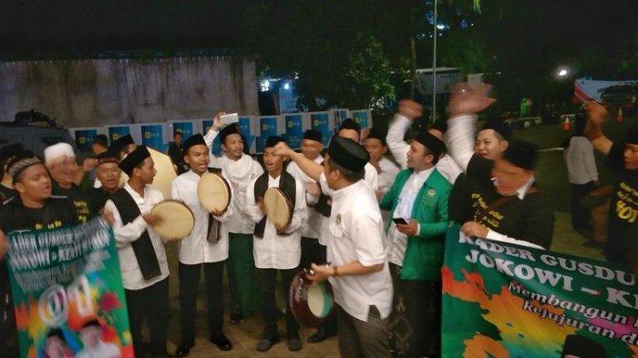 Kader Gus Dur Nyanyikan Yalal Wathon Saat Debat Ketiga Cawapres Pilpres 2019 Maruf Amin vs Sandiaga