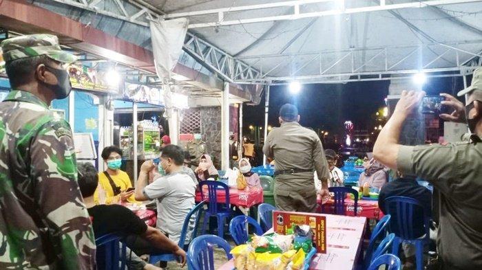Wali Kota Banjarbaru Minta Petugas PPKM Sasara Juga Kafe.Restoran dan Mal