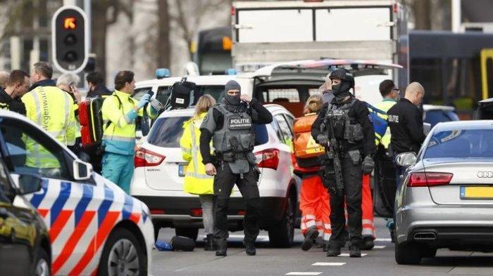 Setelah Penembakan Selandia Baru, Giliran Utrecht Belanda Diteror Penembak, 3 Tewas, Aksi Terorisme?