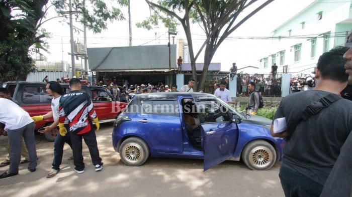 Fakta-fakta Mayat Perempuan di Mobil yang Berlumur Darah di Leher, Parkir Hingga Periksa 3 Saksi