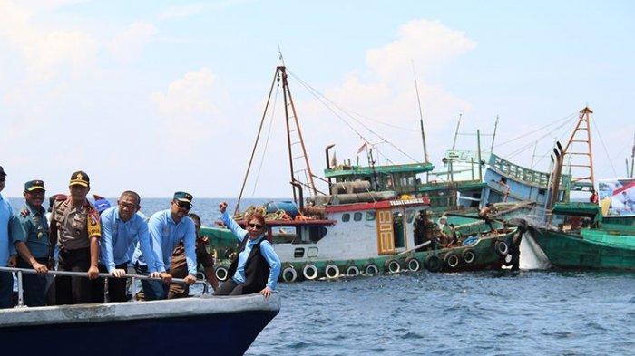 Menteri Edhy Prabowo Setop Penenggelaman Kapal Illegal Fishing, Begini Tanggapan Susi Pudjiastuti