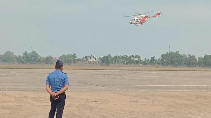 Pesawat Garuda Batal Terbang ke Palangkaraya, Sekretaris Partai Golkar Ini Gagal Pulang ke Kalteng