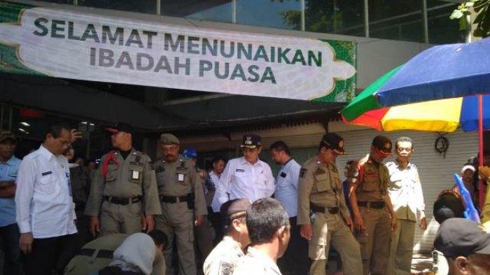 Tempat-tempat Pedagang Makanan Ini Ditenggarai Rawan Melanggar Perda Ramadhan Banjarmasin