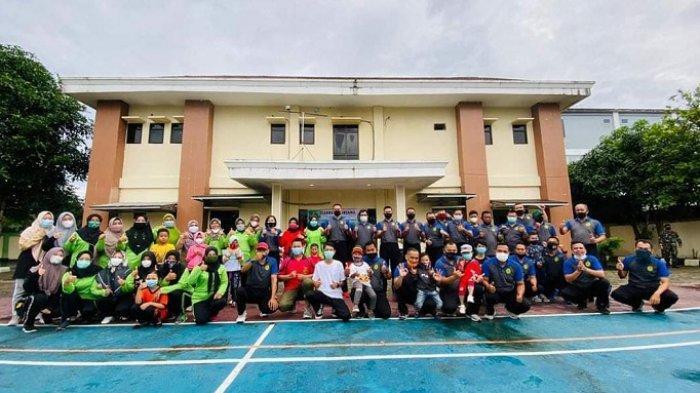 Raih Predikat Wilayah Birokrasi Bersih, Pengadilan Militer Gelar Olahraga Bersama