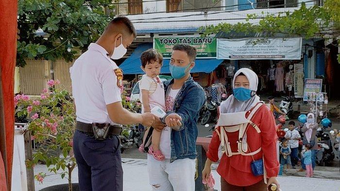 Cegah Penyebaran Covid-19, Jelang Idulfitri 2021 Patroli Protokol Kesehatan Gencar di Palangkaraya