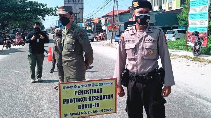 PPKM Skala Mikro Kalteng Diperpanjang 14 Hari, Pengawasan Prokes Diperketat