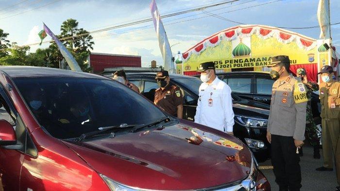 Arus Lalu Lintas di Banjarbaru Lancar, Polres Akan Tetap Evaluasi Pasca Lebaran