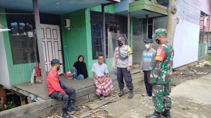 Kecamatan Candi Laras Utara Tapin Sasaran Utama Patroli Terpadu Manggala Agni