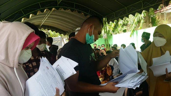 PSU Pilgub Kalsel, Mal Pelayanan Publik BarokahBanjar Batasi Perekaman KTP Sehari Hanya 250 Keping