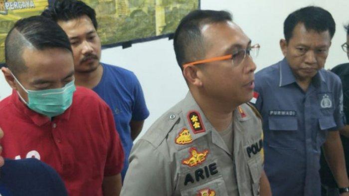 'Koboi Jalanan' yang Todongkan Pistol di Gambir Menangis, Mengaku Salah dan Minta Maaf