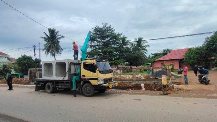 Revitalisasi Kawasan Sekumpul Martapura Kabupaten Banjar Dibagi Tiga Segmen