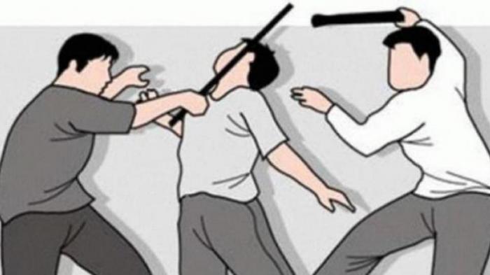 Aniaya Pria yang Kunjungi Perempuan Bersuami Tengah Malam Hingga Tewas, 6 Warga Ini Ditangkap Polisi