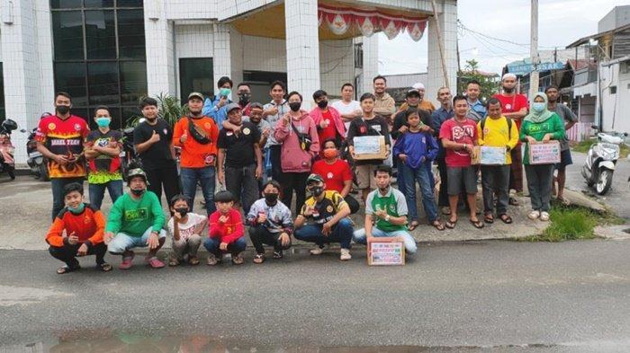 Banjir di Kalsel 2021, Relawan Kotabaru Pengantar Bantuan Berharap Biaya Feri Digratiskan