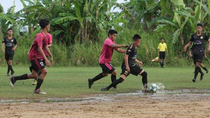 Lanjutan Liga Internal Peseban, Nurdiansyah Ciptakan Lima Gol untuk Putra Banua