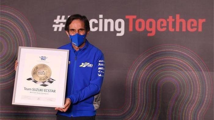 Mantan Manajer Valentino Rossi Hijrah ke Formula 1, Renault Menyambut Gembira