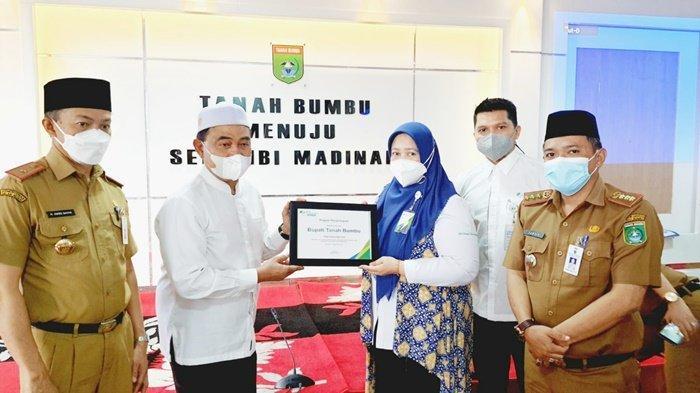 Semua Aparat Desa Hingga TPD di Kabupaten Tanbu Dapat Jaminan Kerja dari BPJS