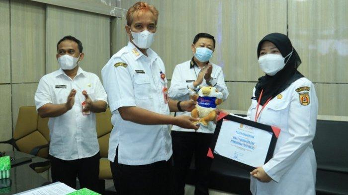 Cepat Tanggapi Laporan Warga, SKPD hingga Sekolah di Banjarbaru Diberi Penghargaan Teresponsif