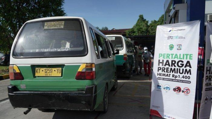 Kurangi Polusi di Udara, Pertamina Terapkan Program Langit Biru di Banjarmasin