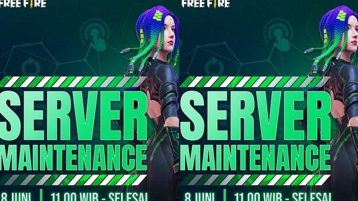 Pemain Free Fire Terpaksa Puasa, Server Ditutup Mulai Pukul 11.00 WIB Hari Ini