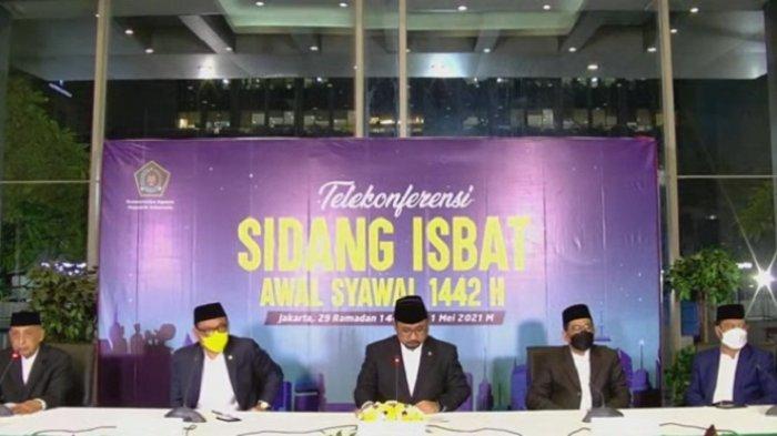 BREAKING NEWS: Pemerintah Putuskan Idul Fitri 2021 Jatuh Pada 13 Mei 2021