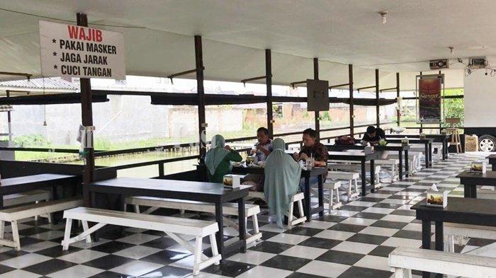 Wisata Kalsel, Varian Best Seller di Cangkir Coffee Banjarmasin