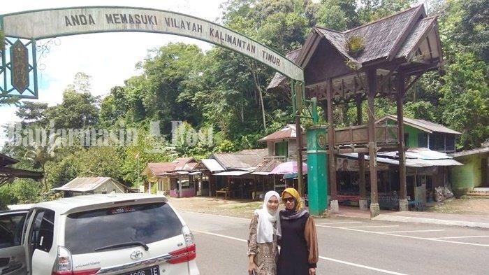 Wisata Kalsel, Kawasan Perbatasan dengan Provinsi Kaltim Jadi Lokasi Beristirahat