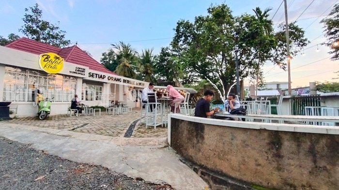 Ikuti Anjuran Pemerintah, Kafe Balai Kuta Banjarbaru Tutup Jam 10 Malam