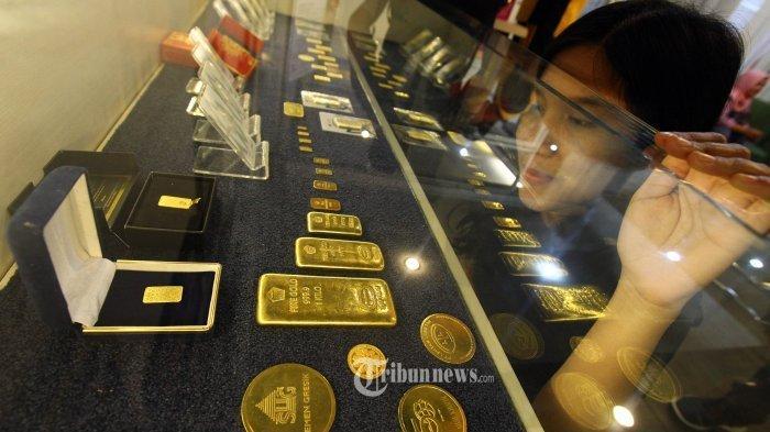 Harga Emas Antam 1 Februari 2021, Naik Rp 1.000 Per Gram