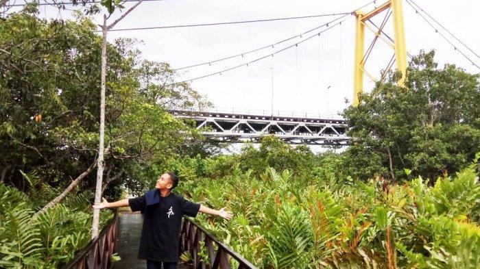 Wisata Pulau Bakut, Ongkos Menyeberang PP Cuma Rp10 Ribu