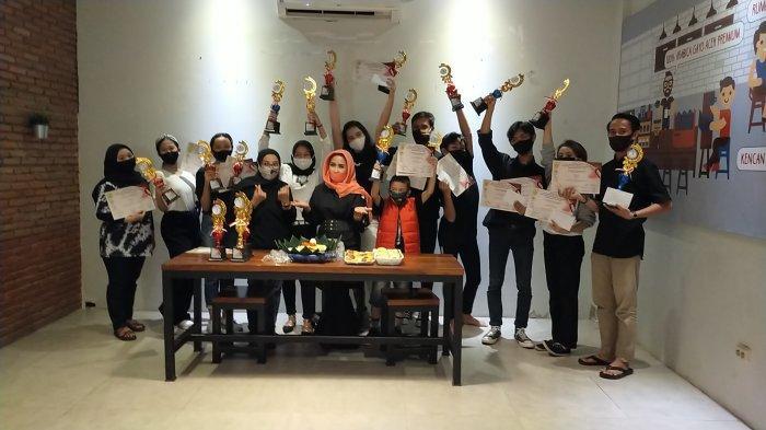 Dancesport Banjarmasin Target Raih Delapan Emas di Kejurprov