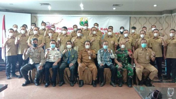 Resmi Pimpin PBSI Banjarmasin, Yanto Targetkan Medali Sebanyak-banyaknya di Porprov HSS