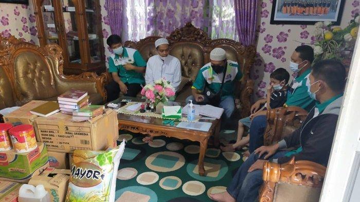 May Day 2021, Serikat Pekerja di Kabupaten Tabalong Ini Bakti Sosial ke Panti Asuhan